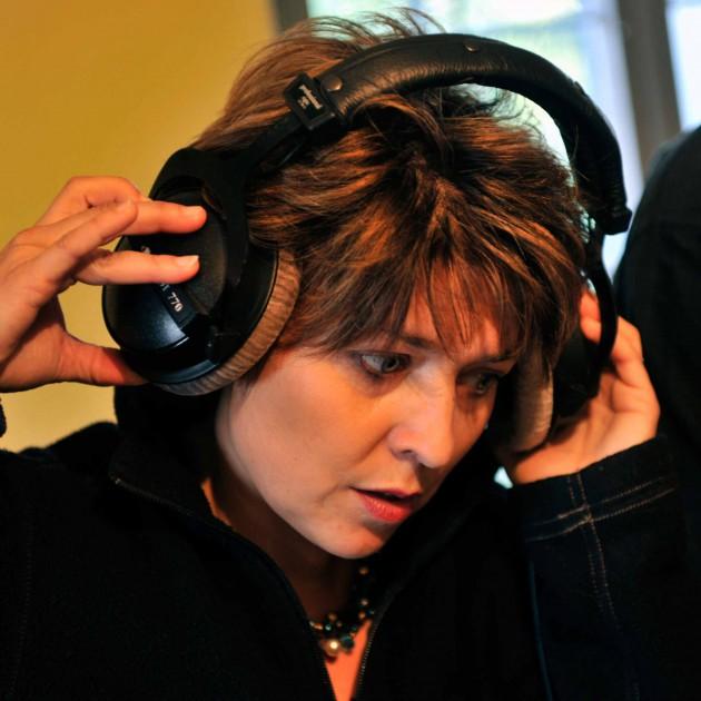 Jana Büchner CD-Aufnahme 2011