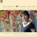 neue CD von Jana Büchner mit Liedern von Mozart, Schubert, Lewy, Mendelssohn-Bartholdy und Hensel