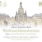 CD Weihnachtsoratorium Frauenkirche